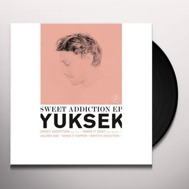 Yuksek SWEET ADDICTION Vinyl Record