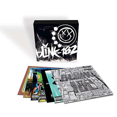 Blink 182 BOX SET Vinyl Record