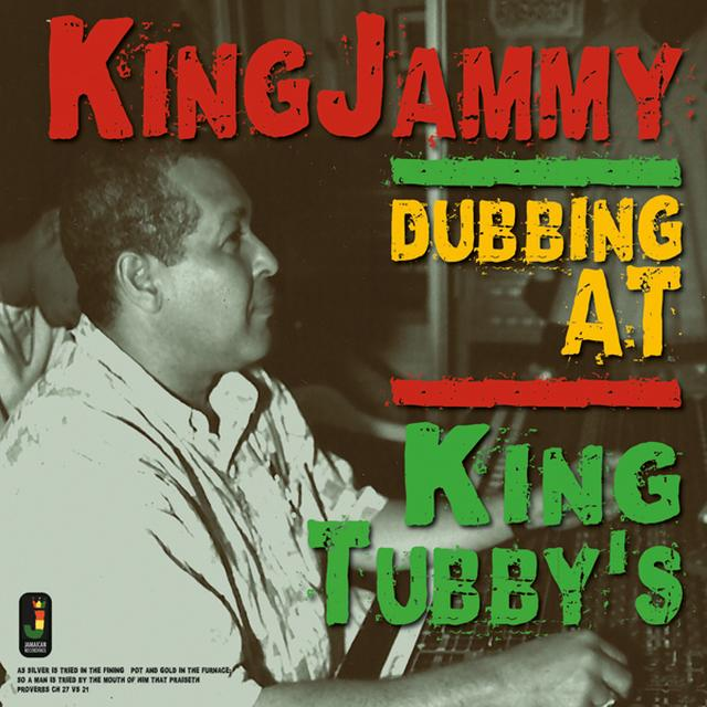 King Jammy DUBBING AT KING TUBBY'S Vinyl Record
