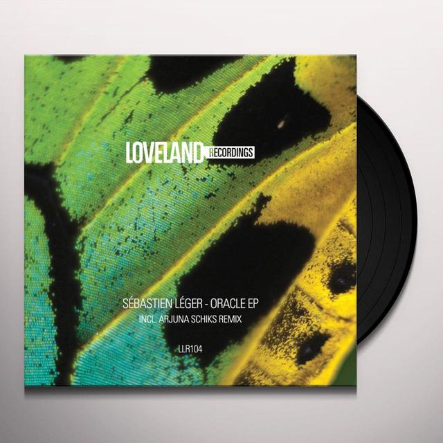 Sebastien Leger ORACLE Vinyl Record