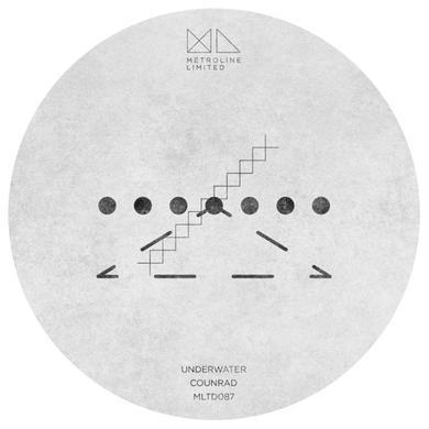 COUNRAD UNDERWATER Vinyl Record