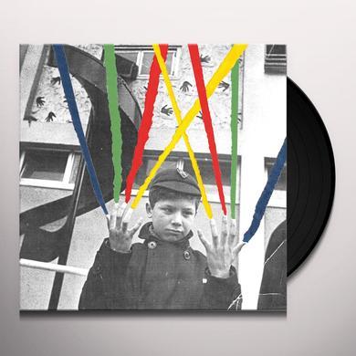 The Notwist SUPERHEROES, GHOSTVILLAINS + STUFF Vinyl Record