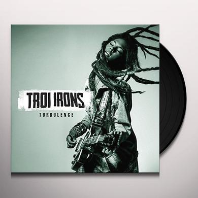 TROI IRONS TURBULENCE (EP) Vinyl Record