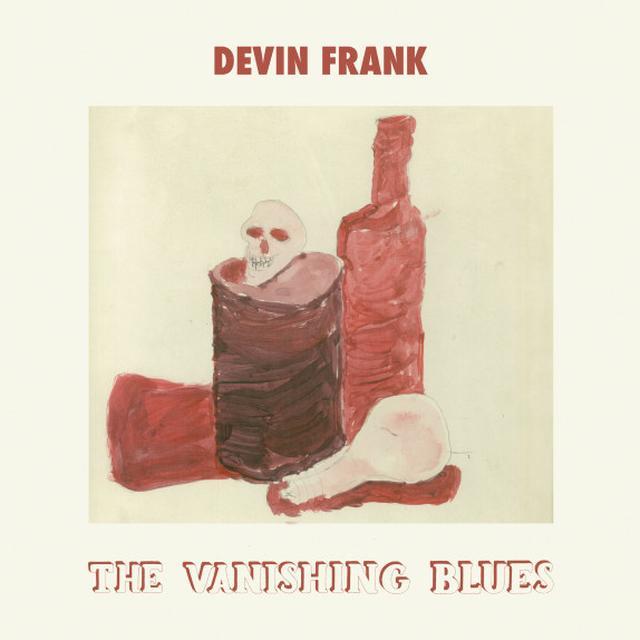 Devin Frank VANISHING BLUES Vinyl Record