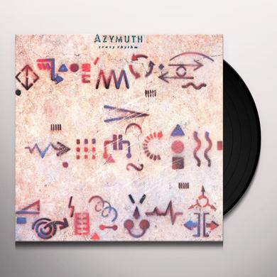 Azymuth CRAZY RHYTHM Vinyl Record