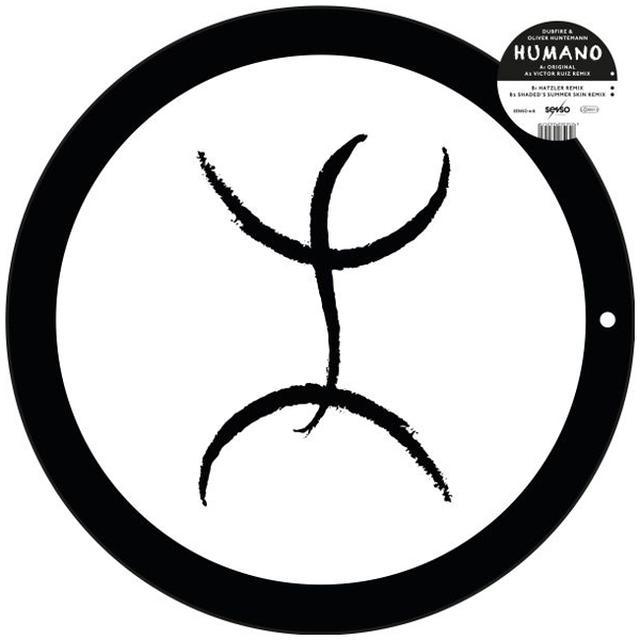 Dubfire / Oliver Huntemann HUMANO Vinyl Record