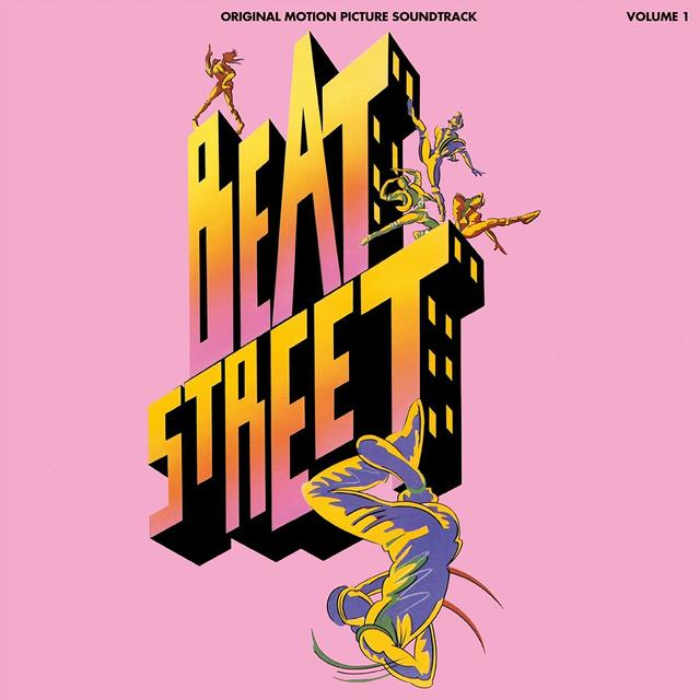 BEAT STREET / VARIOUS (HOL) BEAT STREET / O.S.T. Vinyl Record - Holland Import