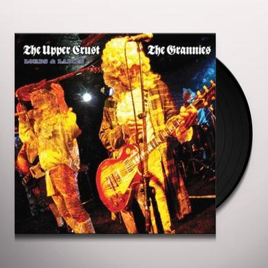 UPPER CRUST / GRANNIES LORDS & LADIES Vinyl Record