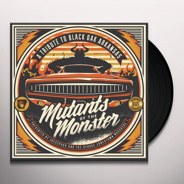 MUTANTS OF THE MONSTER: A TRIBUTE TO BLACK / VAR Vinyl Record