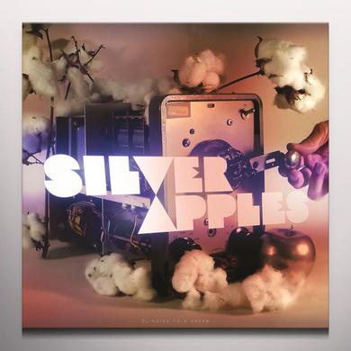Silver Apples CLINGING TO A DREAM Vinyl Record - Colored Vinyl