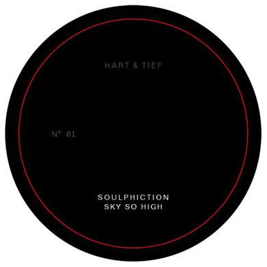 Soulphiction / Mike Dehnert SKY SO HIGH Vinyl Record