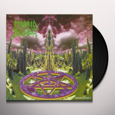 Morbid Angel DOMINATION Vinyl Record