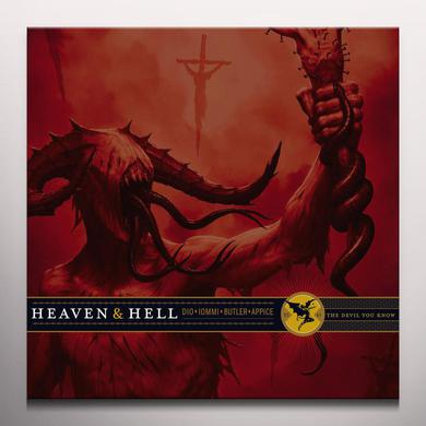 Heaven & Hell DEVIL YOU KNOW Vinyl Record