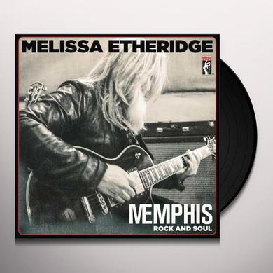 Melissa Etheridge MEMPHIS ROCK & SOUL Vinyl Record
