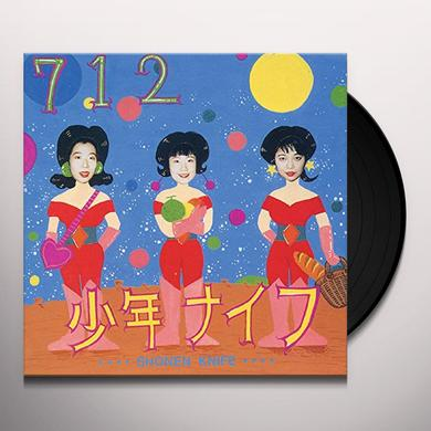 Shonen Knife 712 Vinyl Record