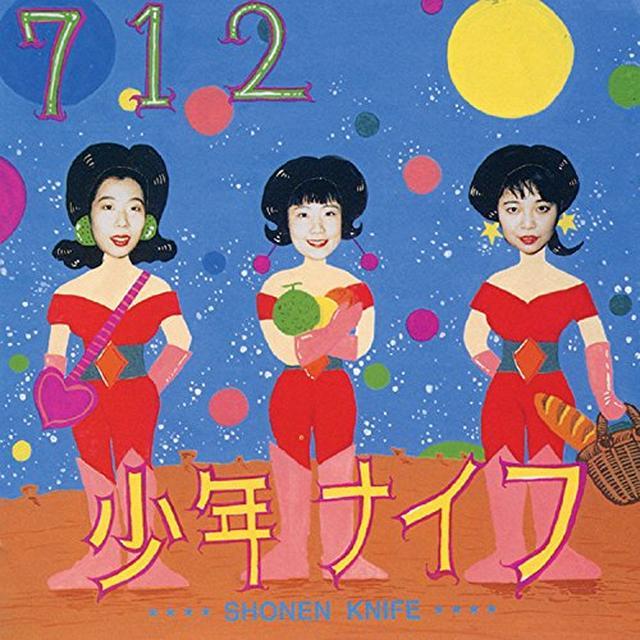Shonen Knife 712 Vinyl Record