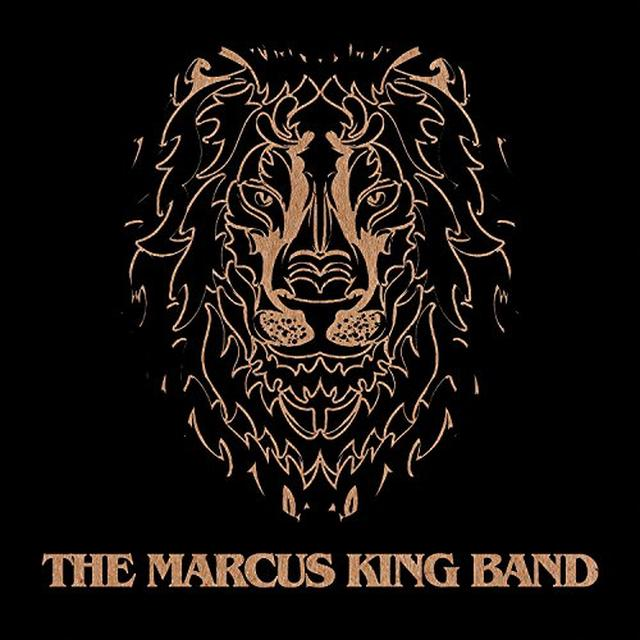 MARCUS KING BAND Vinyl Record - Gatefold Sleeve