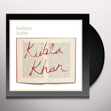 Golden Suits KUBLA KHAN Vinyl Record