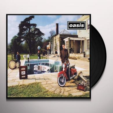 Oasis BE HERE NOW Vinyl Record - Remastered