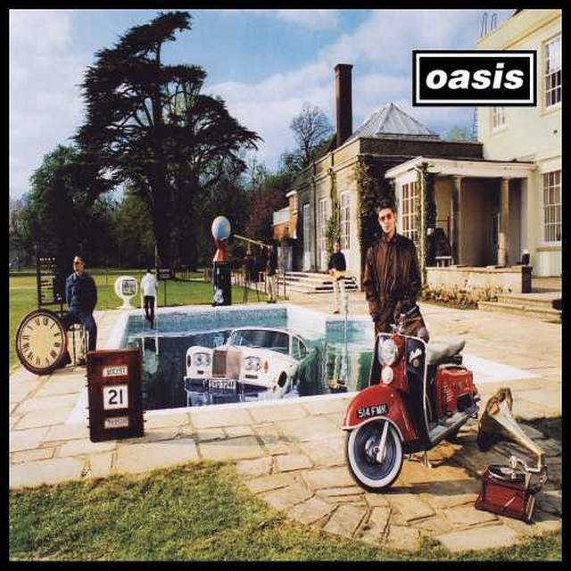 Oasis BE HERE NOW    (WSV) (WTWV) (BOX) Vinyl Record - w/CD, Gatefold Sleeve, Limited Edition