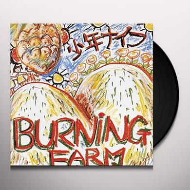 Shonen Knife BURNING FARM Vinyl Record