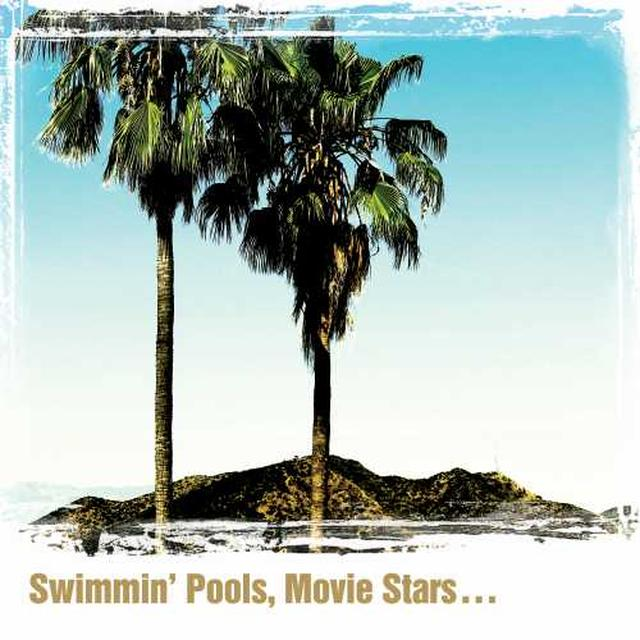 Dwight Yoakam SWIMMING POOLS MOVIE STARS Vinyl Record