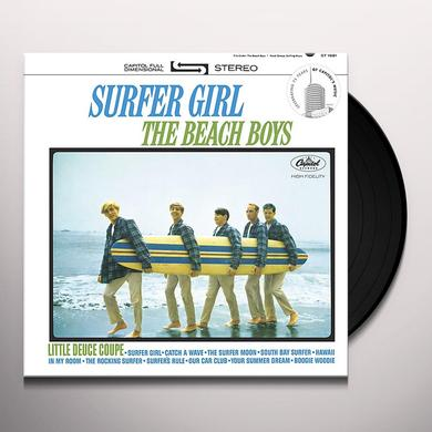 The Beach Boys SURFER GIRL Vinyl Record