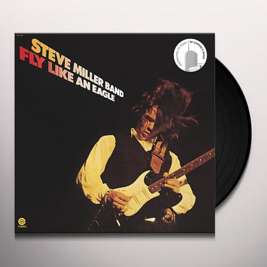 Steve Miller Band FLY LIKE AN EAGLE Vinyl Record