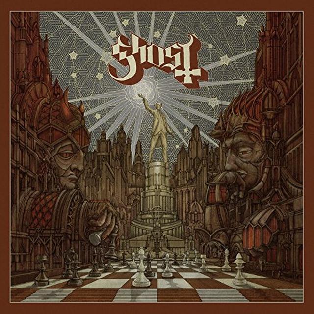 Ghost POPESTAR (EP) Vinyl Record