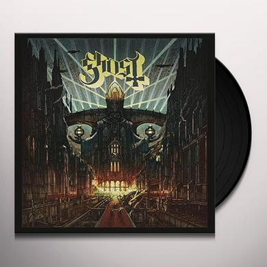 Ghost MELIORA Vinyl Record - Deluxe Edition