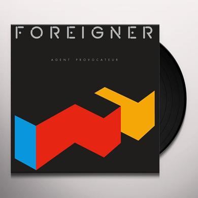 Foreigner AGENT PROVOCATEUR Vinyl Record - Holland Import