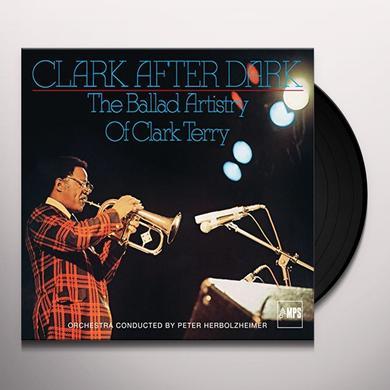 Clark Terry CLARK AFTER DARK Vinyl Record - UK Release