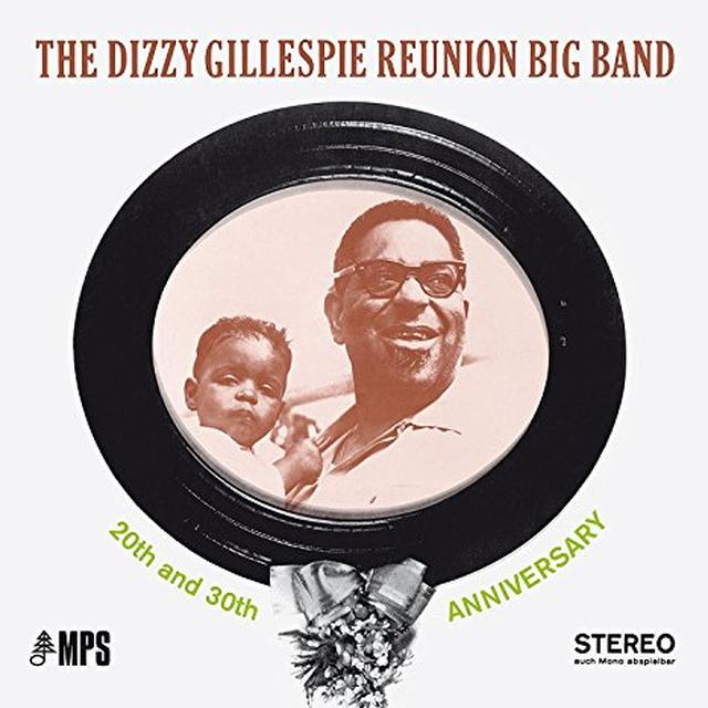 Dizzy Gillespie 20TH & 30TH ANNIVERSARY Vinyl Record - UK Import