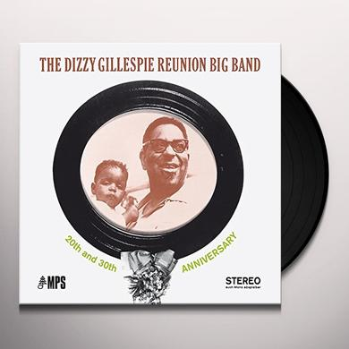 Dizzy Gillespie 20TH & 30TH ANNIVERSARY Vinyl Record - UK Release
