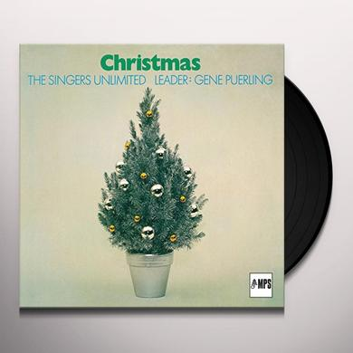 Singers Unlimited CHRISTMAS Vinyl Record - UK Release