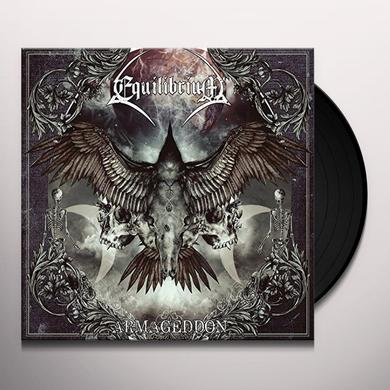 Equilibrium ARMAGEDDON (GER) Vinyl Record