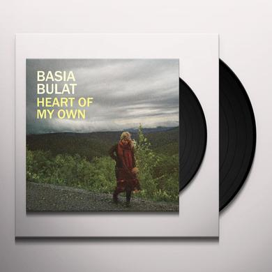 Basia Bulat HEART OF MY OWN Vinyl Record