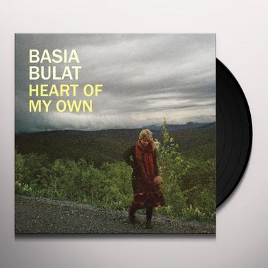 Basia Bulat HEART OF MY OWN Vinyl Record - Canada Import