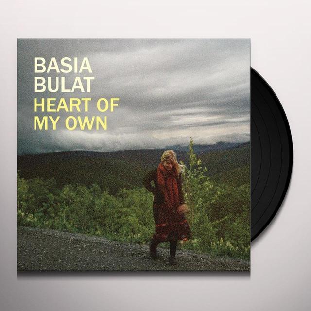 Basia Bulat HEART OF MY OWN Vinyl Record - Canada Import