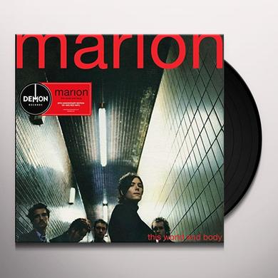 Marion THIS WORLD & BODY Vinyl Record - UK Import