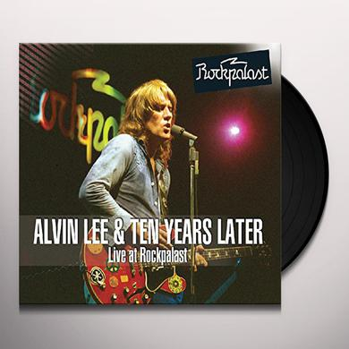 Alvin Lee / Ten Years Later LIVE AT ROCKPALAST Vinyl Record