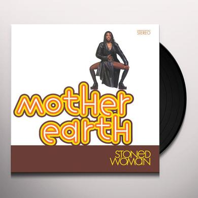 Mother Earth STONED WOMAN Vinyl Record - UK Release