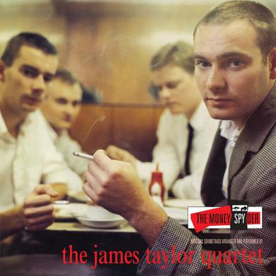 James Quartet Taylor MONEYSPYDER Vinyl Record - UK Import