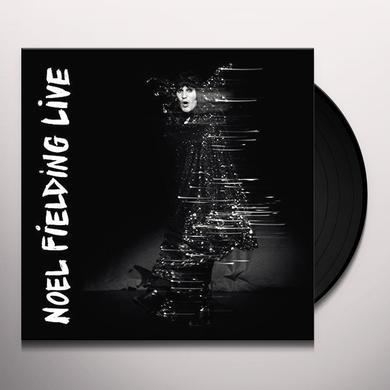 NOEL FIELDING: LIVE Vinyl Record
