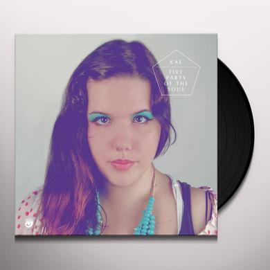 KAE FIVE PARTS OF THE SOUL Vinyl Record