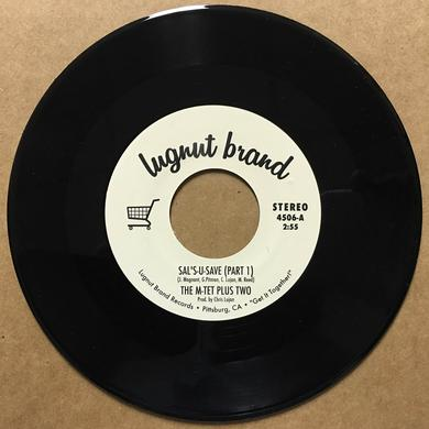 M-TET PLUS TWO SAL'S-U-SAVE PART 1 & 2 Vinyl Record