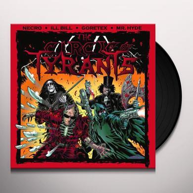 NECRO / MR. HYDE GORETEX & ILL BILL / THE CIRCLE OF TYRANTS Vinyl Record