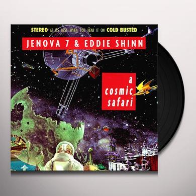 Jenova 7 / Eddie Shinn COSMIC SAFARI Vinyl Record