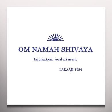 Laraaji OM NAMAH SHIVAYA Vinyl Record - Orange Vinyl, Digital Download Included