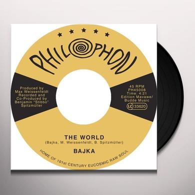 Bajka WORLD / INVISIBLE JOY Vinyl Record